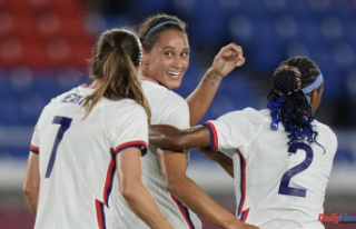 USWNT wins penalty shootout to secure Olympic semifinal...