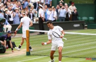 Wimbledon 2021: Novak Djokovic will face Matteo Berrettini...