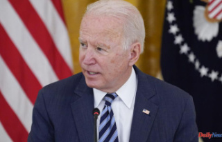 After the Kabul attack, Biden was faced with tough...