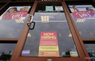 As hiring increases, US jobless claims have fallen...