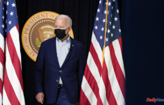 Biden promises to increase strikes against the Taliban...