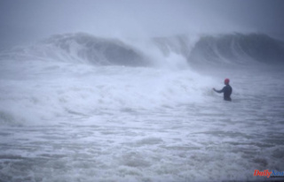 Henri, a slow-moving storm, drenches Northeast US