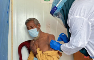In the midst of a virus surge, Bangladesh vaccination...