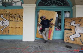 Louisiana braces for Hurricane Ida, as Louisiana is...
