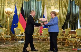 Merkel and Putin disagree over Navalny, but they both...