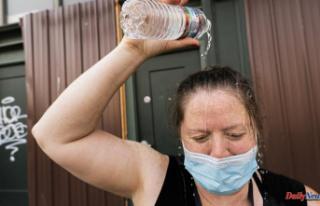 Northwest heat wave: Volunteers bring water to the...