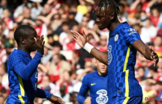 Preseason friendly: Abraham and Havertz score as Chelsea...