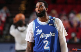 Source: Andre Drummond and the Philadelphia 76ers...