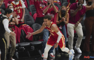 Trae Young agrees with Hawks to maximum extension