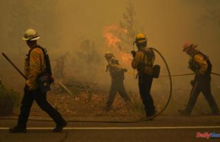 After mass evacuation, California fire engulfs Lake...