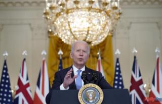 Biden announces Indo-Pacific Alliance with Australia,...