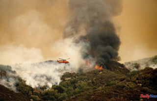 California wildfires could threaten the famous giant...