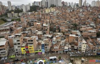 Favela centennial shows Brazil communities' endurance