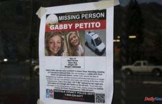 Gabby Petito's story is boosted by social media...