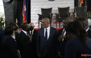 Haiti is facing new instability as the PM comes under...
