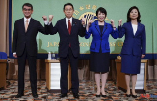 Japan's next PM needs to work fast on China,...