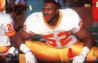 Keith McCants, 53-year-old ex-NFL player, has been...