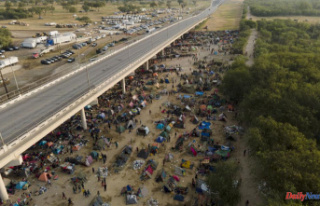Officials: Many Haitian migrants have been released...