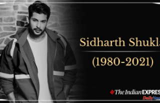 Sidharth Shukla, an actor who defied all odds, dies...
