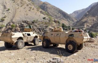 Taliban claim they have taken Panjshir, the last remaining...