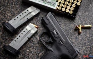 Texas introduces a new law allowing handguns to be...