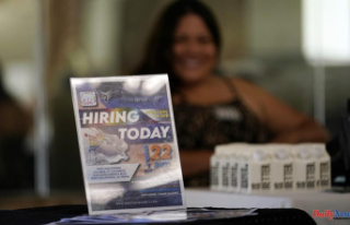 The US's unemployment claims rose from a near-pandemic...