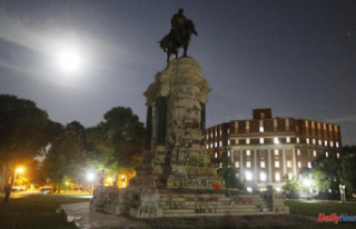 Virginia Supreme Court rules that the statue of Gen....