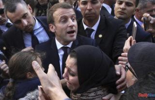 Algeria launches French leader and bans flights. It...