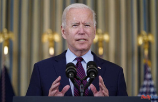 """Biden urges GOP to """"get out of the way""""..."""