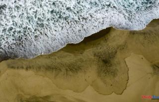 California oil spillage: Did ship's anchor contribute...