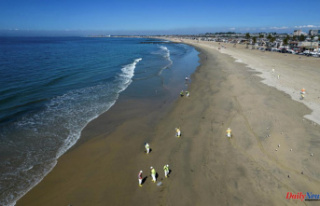 California's massive oil spillage may have been...