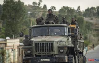 Ethiopia makes claims about UN officials. UN requests...