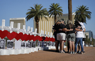 """Fourth year after Las Vegas massacre: """"Be there..."""