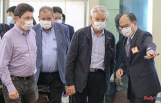 French senators arrive in Taiwan amid tensions between...
