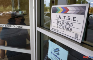 Hollywood's behind the scenes crew votes to authorize...