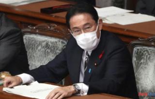 "Kishida pledges to lead Japan with ""trust and..."