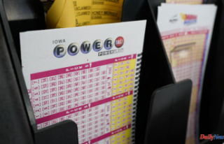 No winner: The largest Powerball jackpot in months...