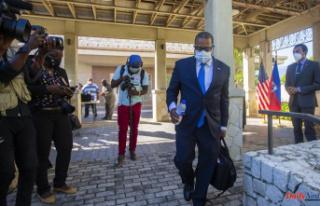 Official from the United States apologizes to Haiti...