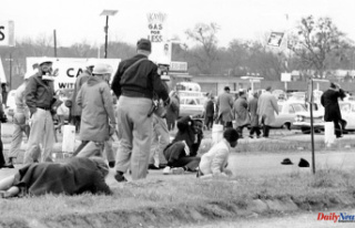 Project to identify voting rights marchers from 'Bloody...