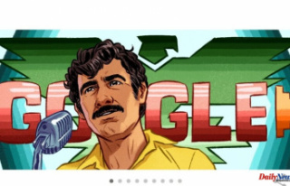 Rodolfo Gonzales - Featured on Friday's Google...