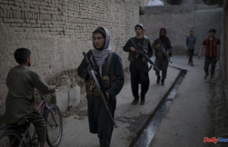 Some welcome Taliban-style security, while others...