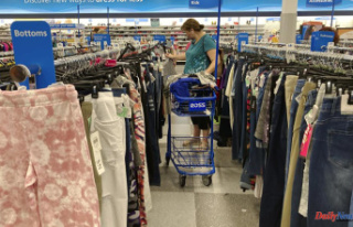 The inflation rate rose 5.4% from a year ago, matching...