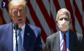 Campaign against immunologists: Trump-government discredited Fauci