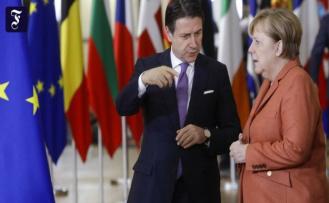 Conte meets Merkel: subject to