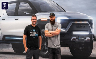 Fuel cells: The dream of Tesla, the Trucker