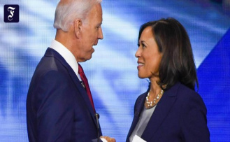 Choice in America: Biden's lead before Trump shrinks significantly
