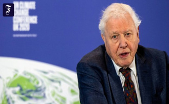 Nature filmmaker Attenborough: instagram record with 94 years