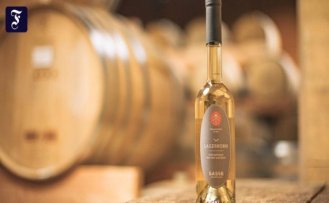 Premium spirits: grain that tastes like whiskey