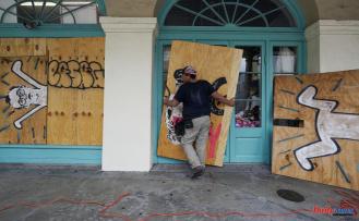 Louisiana braces for Hurricane Ida, as Louisiana is weakened by Hurricane Ida