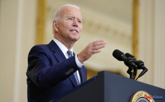 Senators and Biden felt that the 'world was watching.'